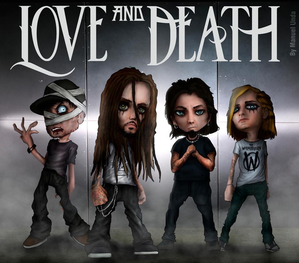 KORNTOON: LOVE AND DEATH By MANUSAURIO On DeviantArt