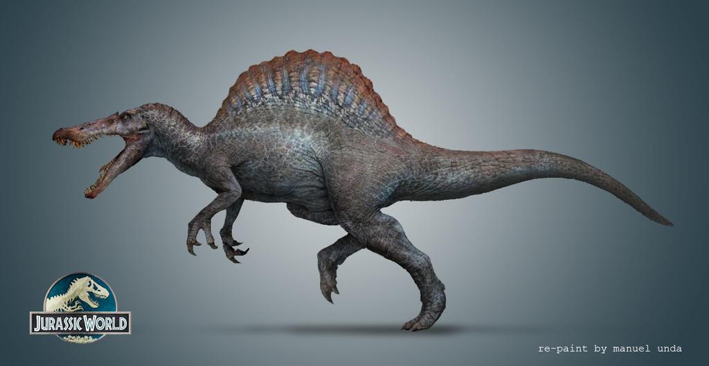Image result for jp3 spinosaurus