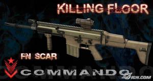 Killing Floor - FN SCAR by ElectricPokemonGT