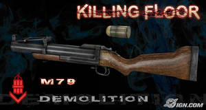 Killing Floor - M79 by ElectricPokemonGT
