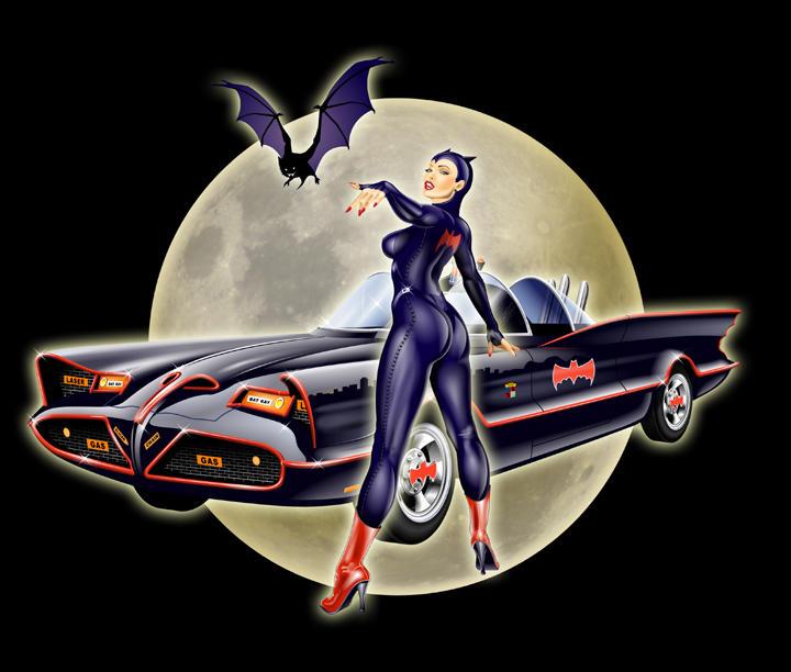 Bat Girl by deadking10
