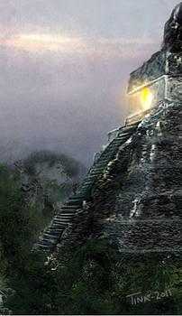 Pyramid speedpaint