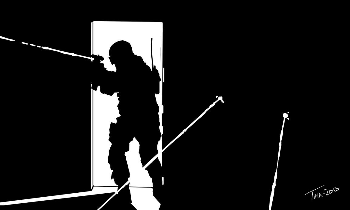 Black Ops by Asynja