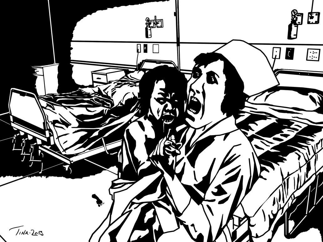 Zombie Kid by Asynja