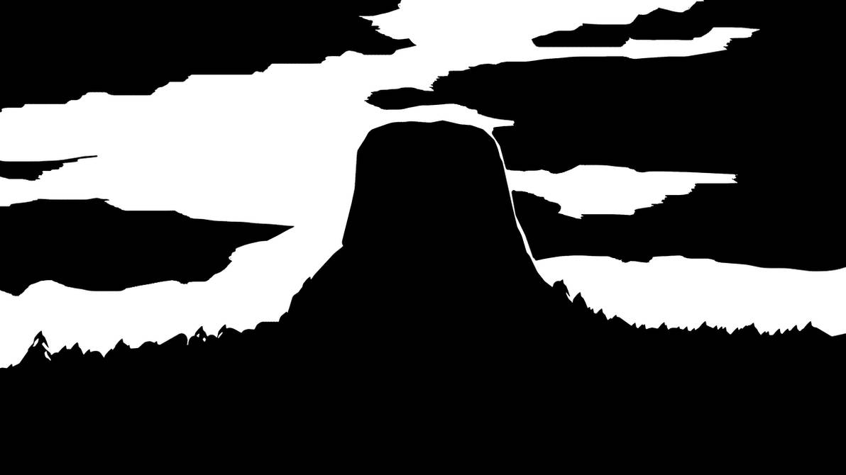Devil's Tower by Asynja