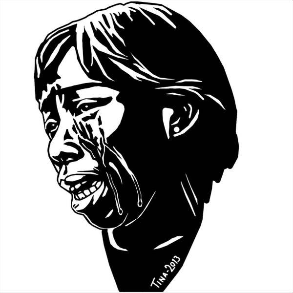 Sadness by Asynja