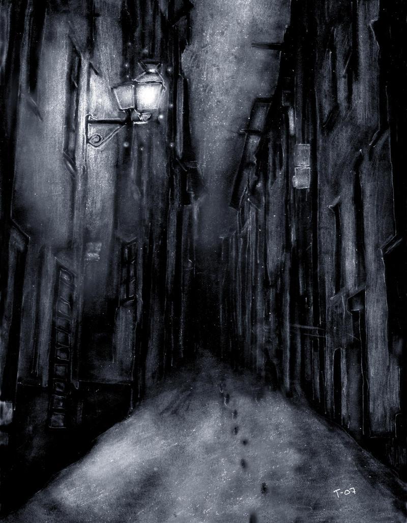 Harvest of Sorrow [Primer Evento] Snowy_Street_by_Asynja