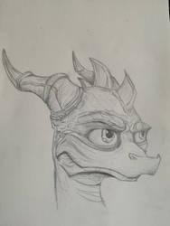 Spyro by Fox-Shade