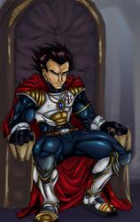 The Saiyan Prince by Conscentia