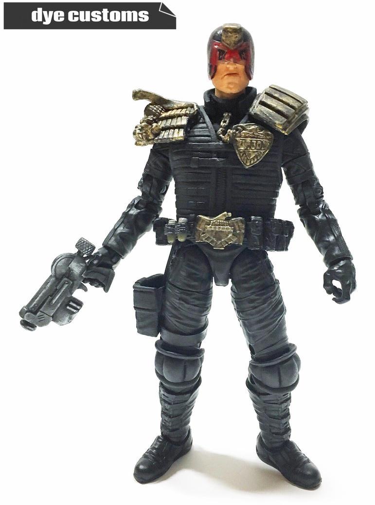 Judge Dredd 3.1 by dyecustoms