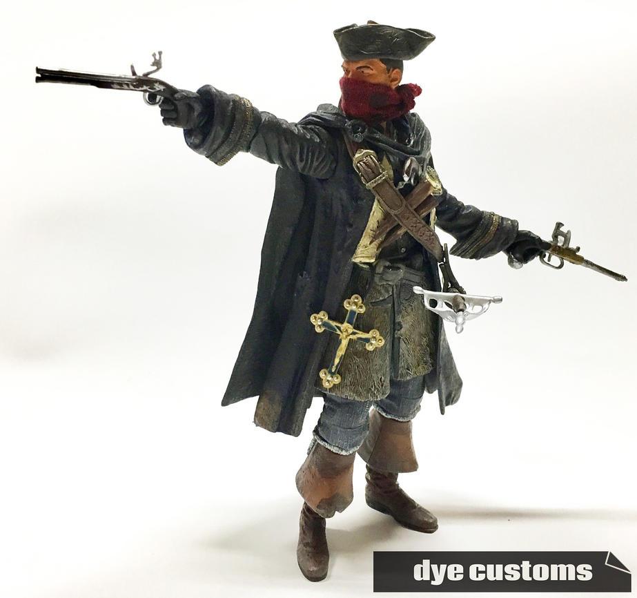 Van Helsing by dyecustoms