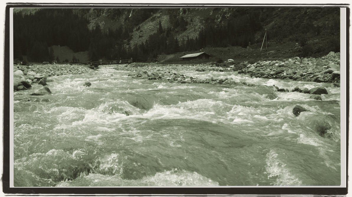 Wild River by Rauven