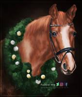 Portrait Leonie by Jue-Arts