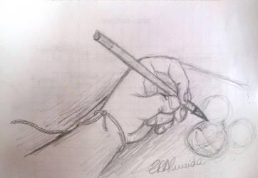 The String by MissMoria