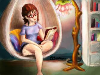 Reading by MissMoria