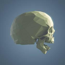 Skull Roar by jake