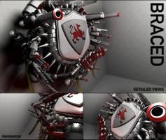 braced - details by jake