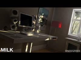 Milk 3D by jake