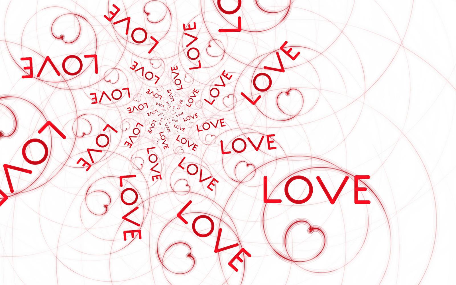 Love Spiral by deepbluerenegade