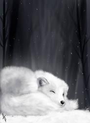 lil fox by Ashley425