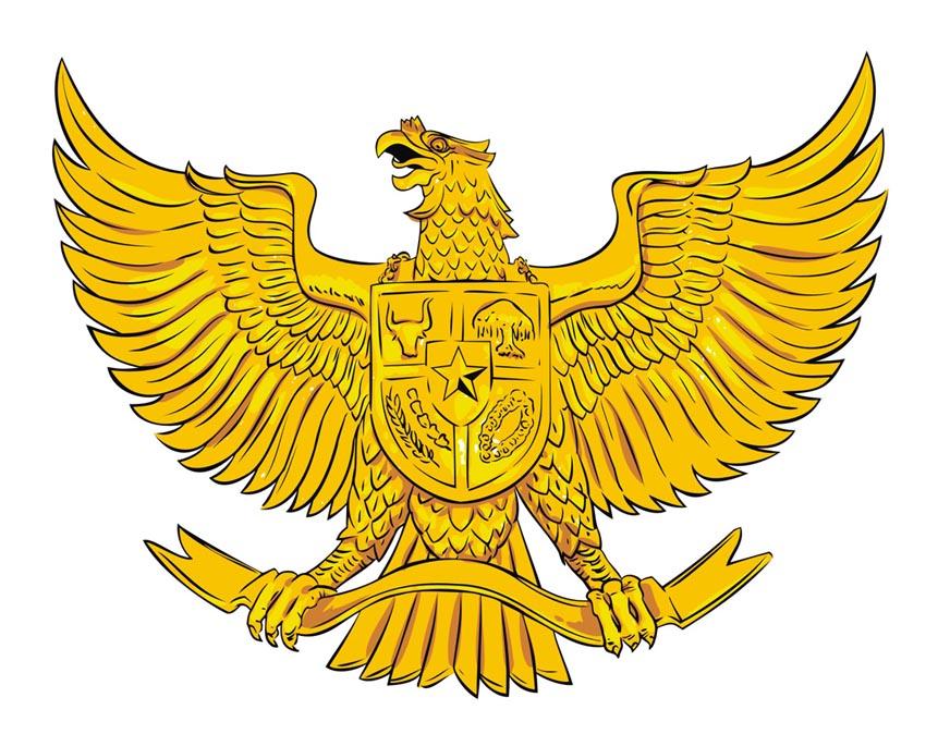 Garuda Pancasila Art Free Download Garuda Pancasila