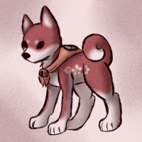 Canine Warrior Jin by CollectionOfWhiskers