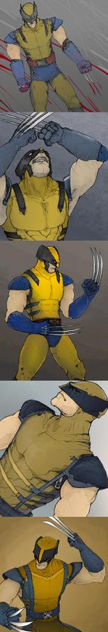 Wolverine ideas