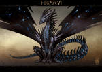 Dragon God - Asha