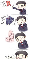 Blaine's poem