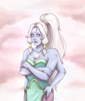 A Giant Woman - Opal