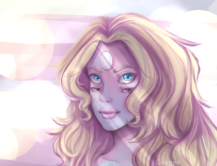 """That was Rainbow Quartz... Pretty cool right?"""