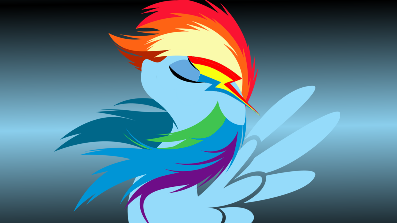 rainbow dash sphere background - photo #39