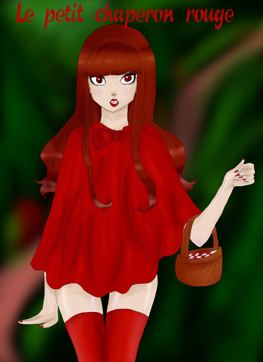 le petit chaperon rouge by nuisi on deviantart. Black Bedroom Furniture Sets. Home Design Ideas