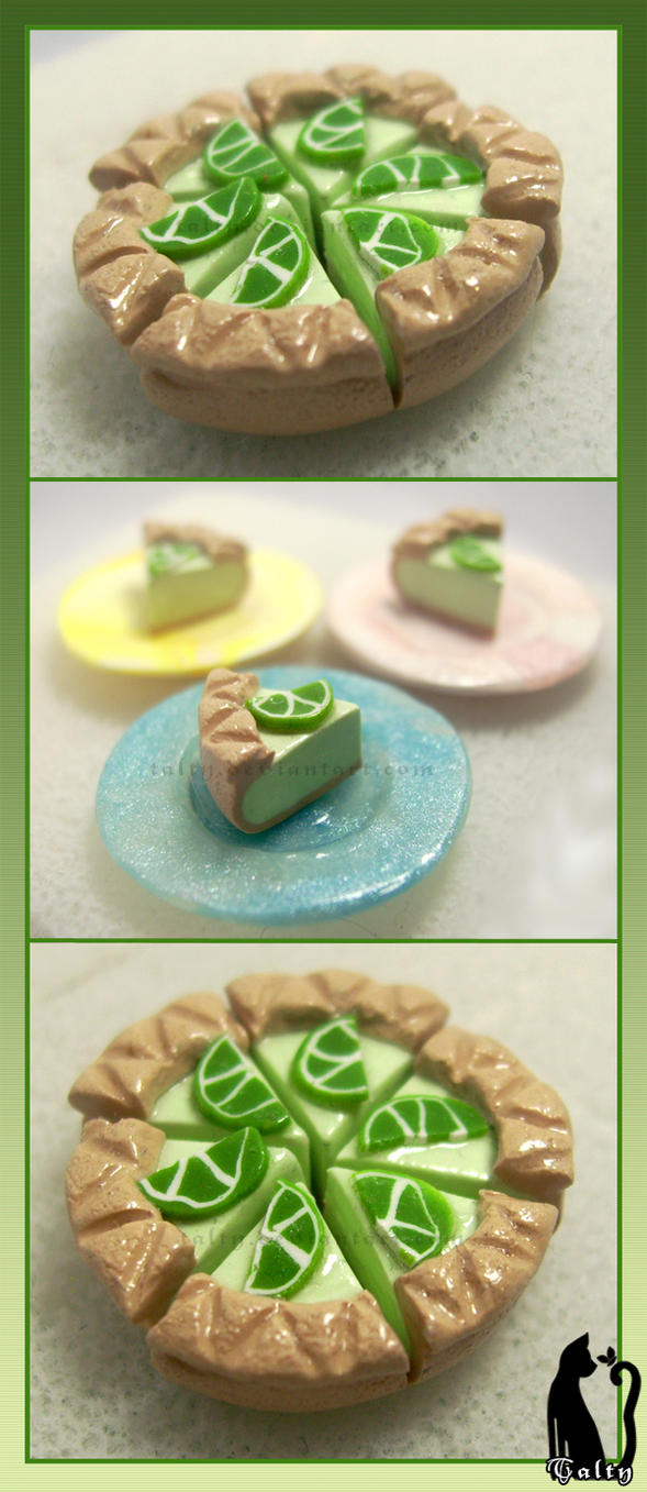Key Lime Pie by Talty