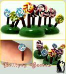 Lollipop Garden by Talty