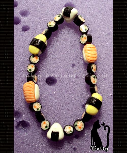 Sushi Bracelet by Talty