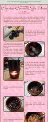 Chocolate coffee tutorial by Talty