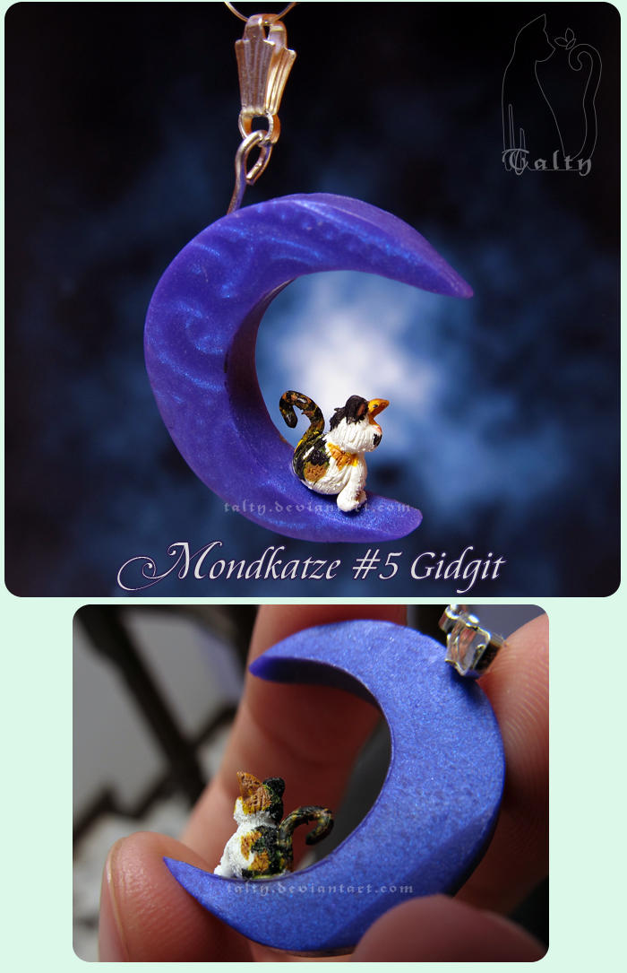 Mondkatze 5: Gidgit by Talty