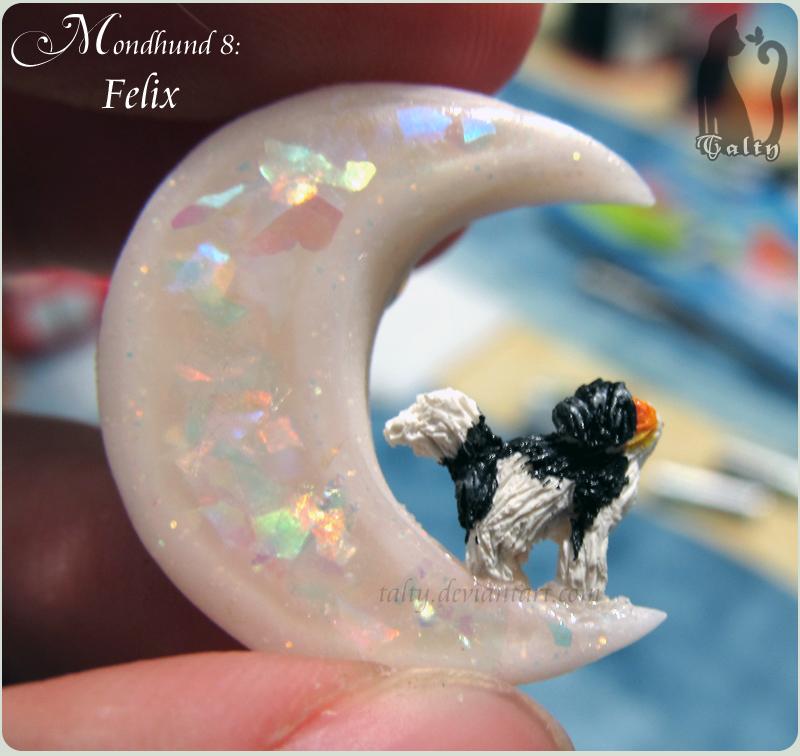 Mondhund 8: Felix by Talty
