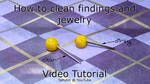 How to Clean Jewelry Tutorial (Video)