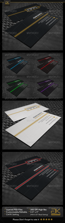 Preview Business Card