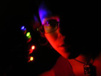 Shadow-Light Kris - Dec 2008 by RePietEnterprises
