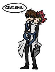 Mr. Kaiba Will See You Now