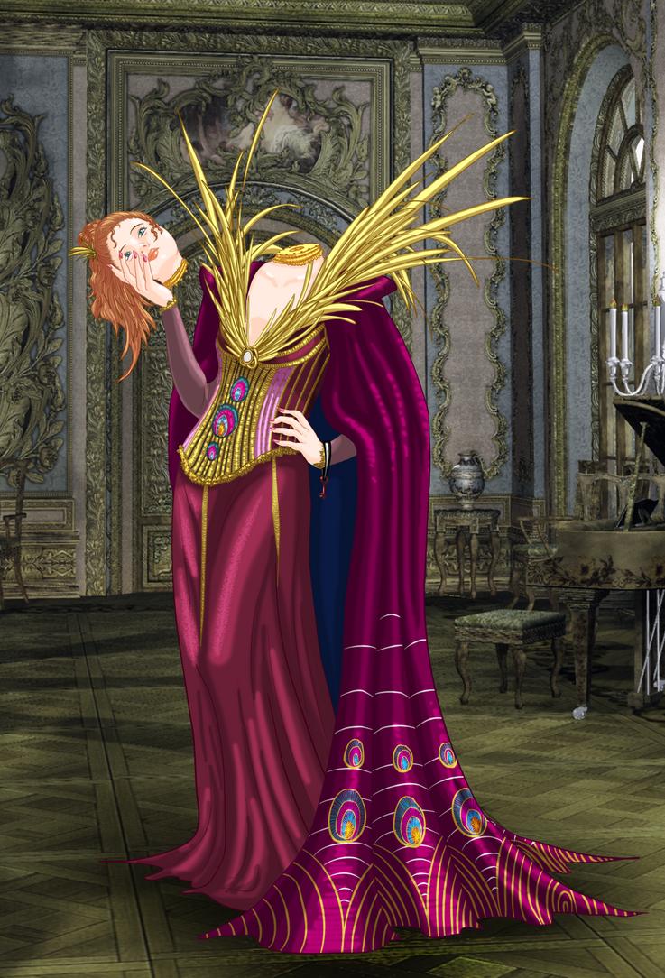 Princess Mombi By Firefly Lullaby On Deviantart