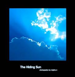 The Hiding Sun