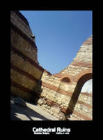 Cathedral Ruins in Nesebar by mighty-z