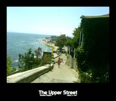 Upper Street by mighty-z