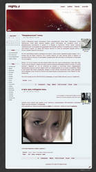 my blog by mighty-z