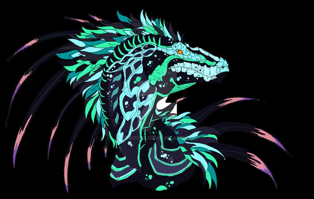 Echinate Raptor by Zero669