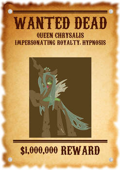 Chrysalis Wanted Dead